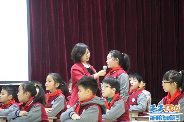 郑世珍老师充满诗情画意的课堂
