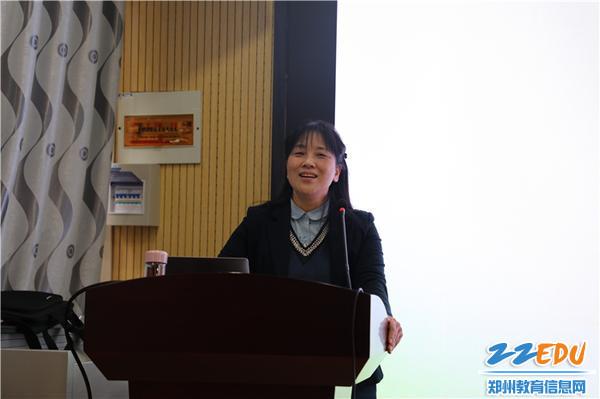 6.陈园长为大家送上深深地祝福和希望