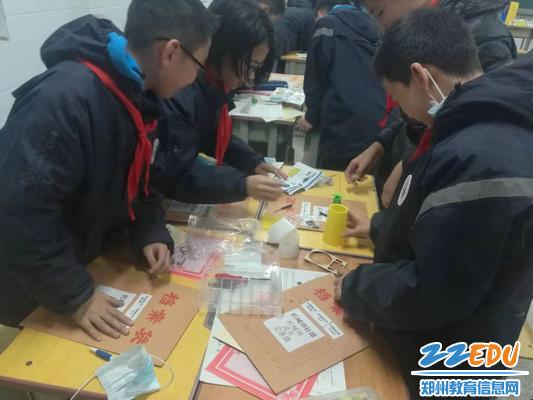 机械师社团学生活动过程