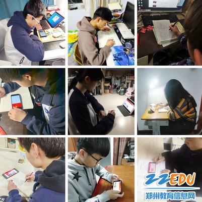 (2)同学们认真学习团课 (2)