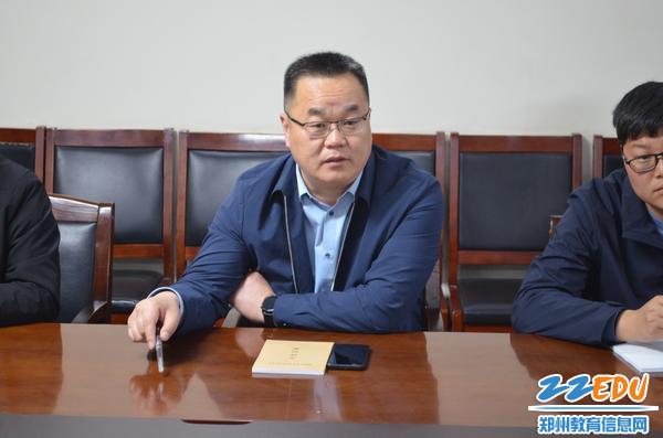 2新郑市中等专业学校校长XXX