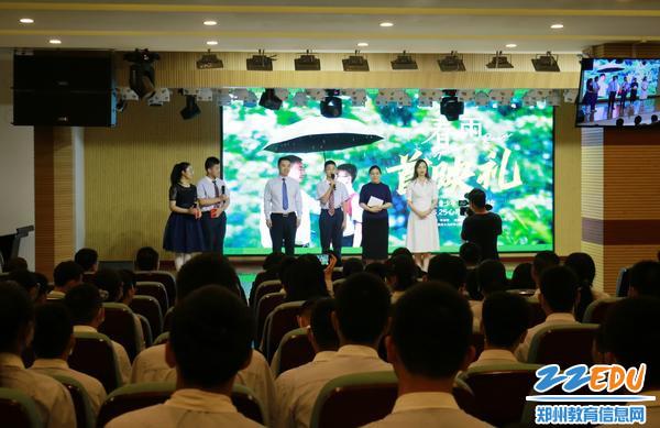 剧组成员分享电影背后的故事