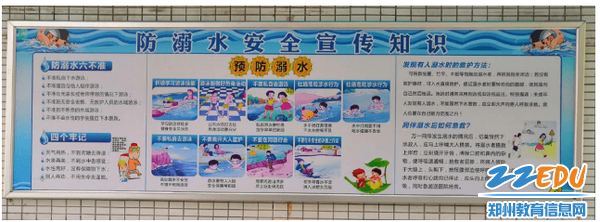 防溺水知识宣传