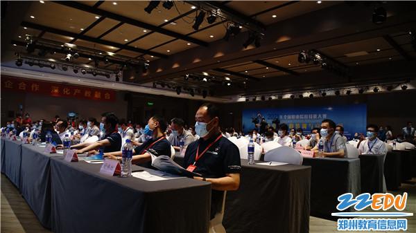 3.来自全国的31个省(市)自治区的代表队参加了开赛式
