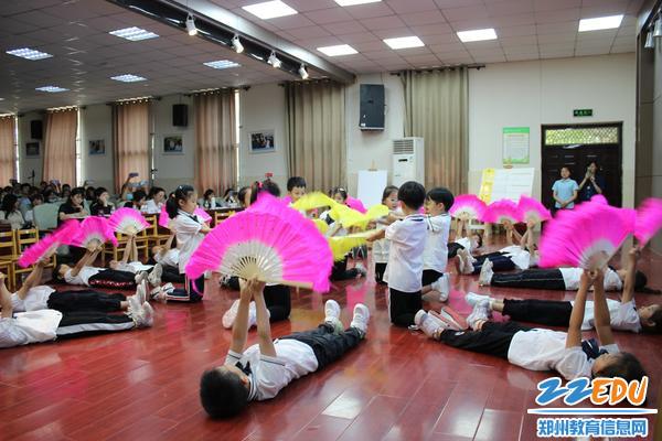 5大班舞蹈