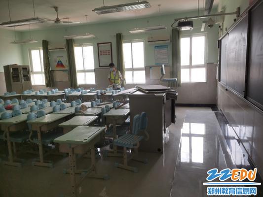 7、教室消毒