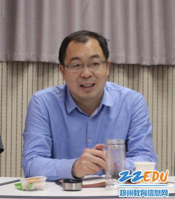 党委副书记段红军讲话