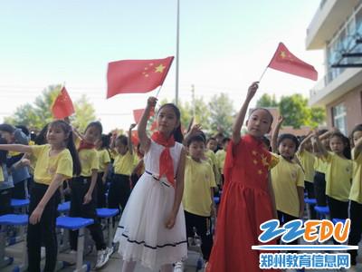 """7.孙庄小学举行""""怀感恩之心,唱祖国赞歌""""歌咏比赛_调整大小"""