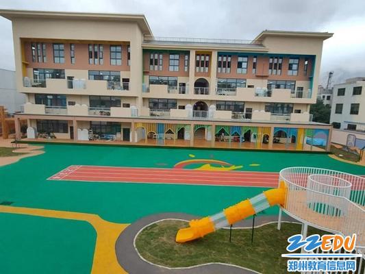 市直二幼新建教学楼