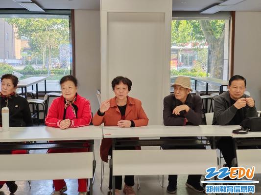3离退休老教师交流学习体会