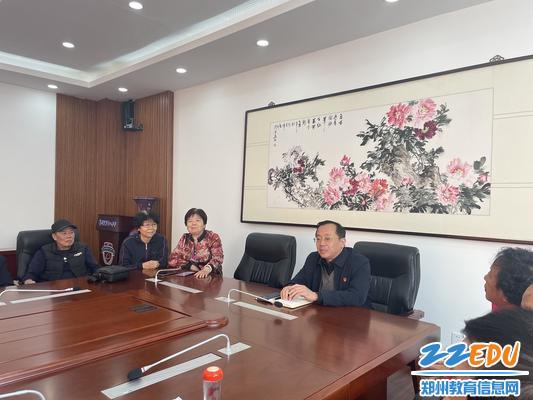 党委书记魏勇同志讲话