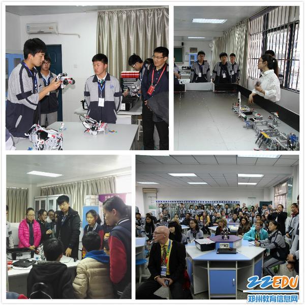 国际、国内各类访问团来访,作为主讲参与接待活动