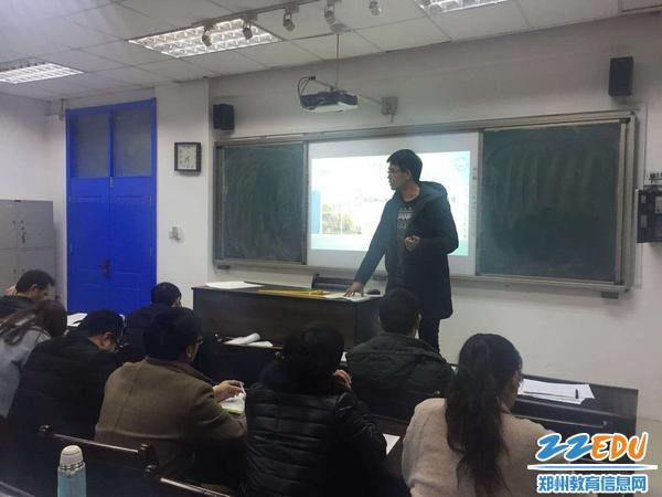 九年级优秀青年班主任蒋凯老师分享班级管理经验