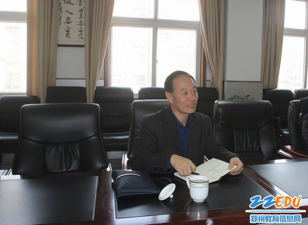 复件 市教育局师训处马胜宇副处长讲话