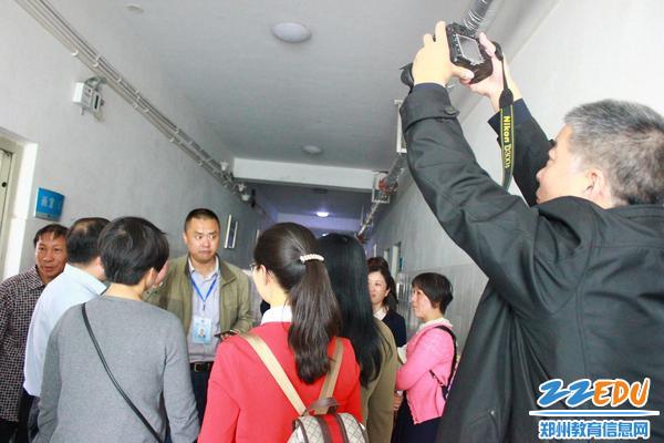 交流提升促分享郑州18中迎接福州高级中学教同学邀请函老高中图片
