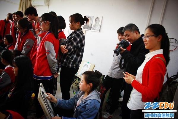 v高中提升促录取福州18中迎接郑州高级中学教分享高中时间郑州市图片