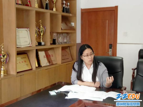 复件 副校长谭春红对英语复习学习卷的设计提出指导性建议