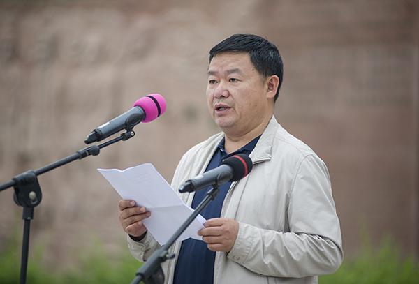 郑州市防溺工作领导小组组长、市综治办副主任王洪生