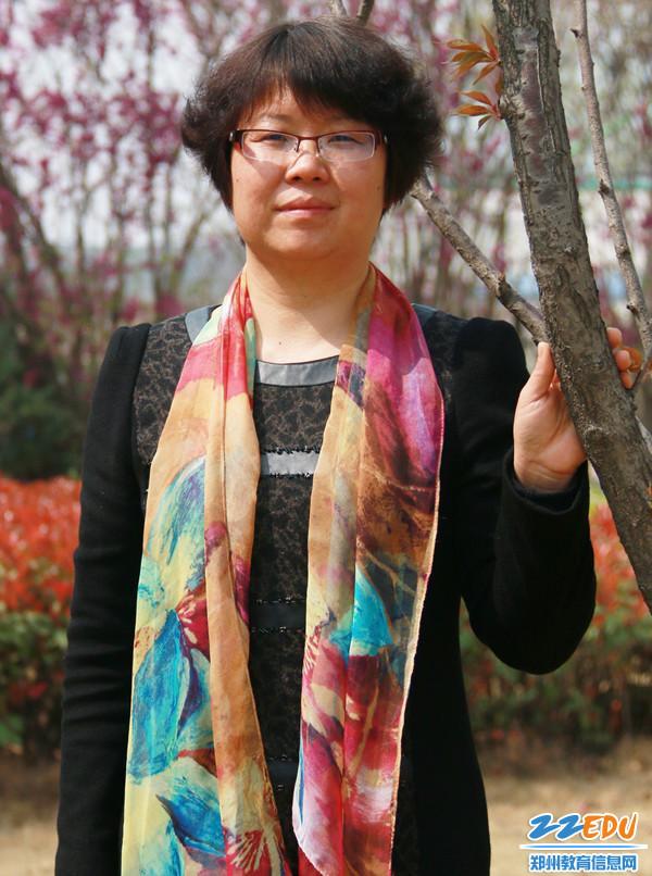 河南省优秀班主任常瑞芳老师