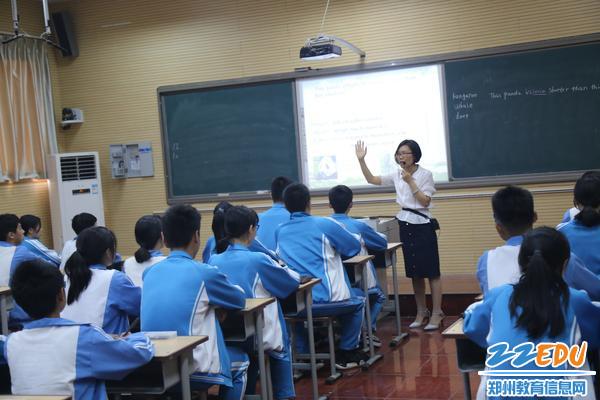 郑州回中第十六届开初老师同课异构v开初精彩教师中青年学生怎么办打图片