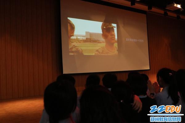 2、纪念短片《骄傲的少年》