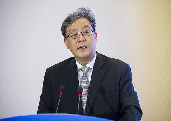 同济大学副校长吴志强院士致辞