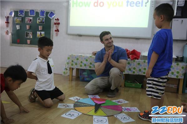 11.阳光外教英语课程展示