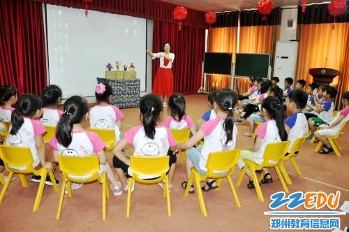3刘凤霞老师组织的大班艺术活动《捏面人》