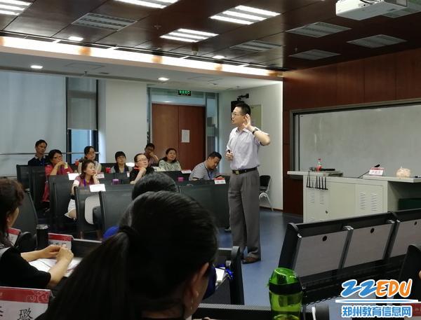 卢晓东老师精彩演绎《课程论与教学论》