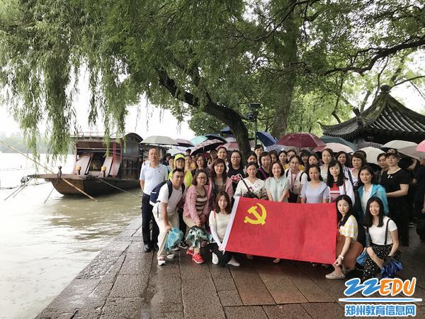 游南湖,忆历史_副本