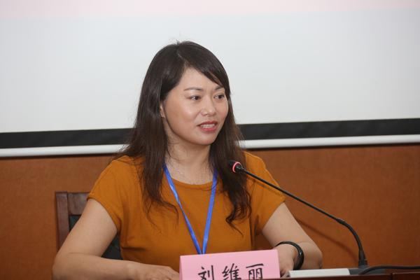 6 郑州市教育局督导办主任刘维丽讲话