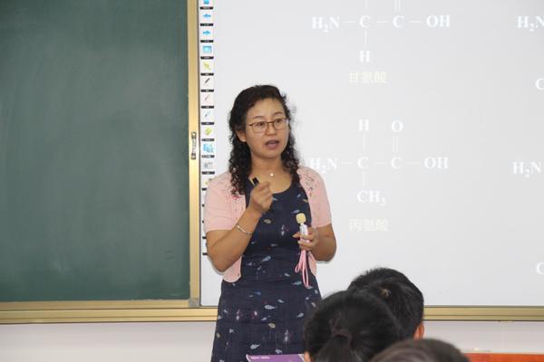 孙克香老师的生物课堂