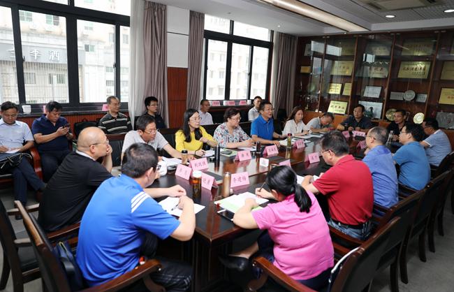 """郑州市教育局赴杭州、嘉兴考察学习""""最多跑一次""""改革工作"""