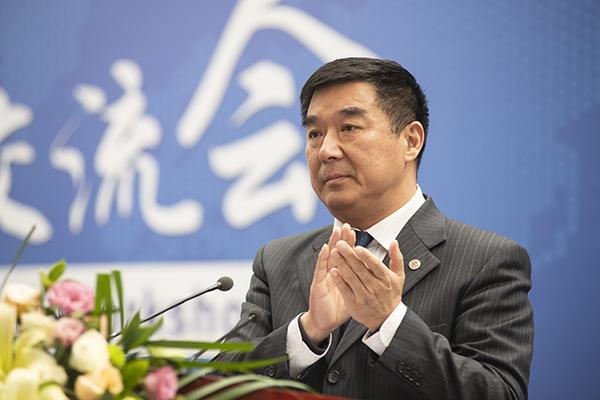 河南省教育厅副厅长刁玉华讲话