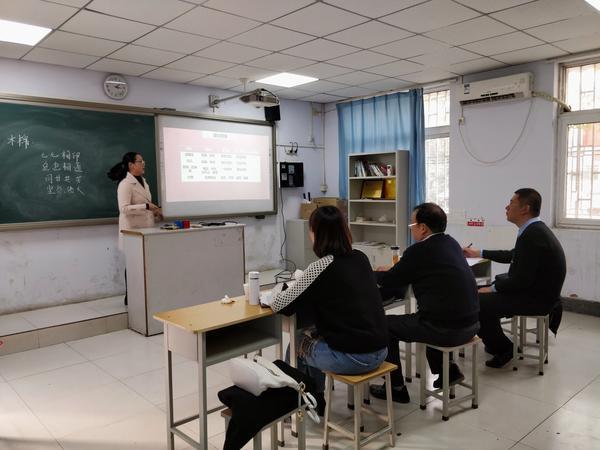 2郑州市中职教师基本功优秀教师入选决赛讲课中
