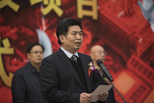 3 郑州市郑开学校校长王书欣致辞