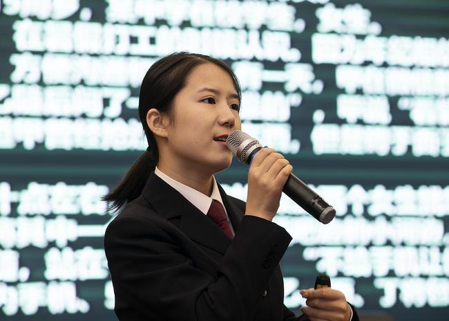 郑州市金水区检察院检察官宋朵带来讲座《未成年人犯罪的类型及预防》