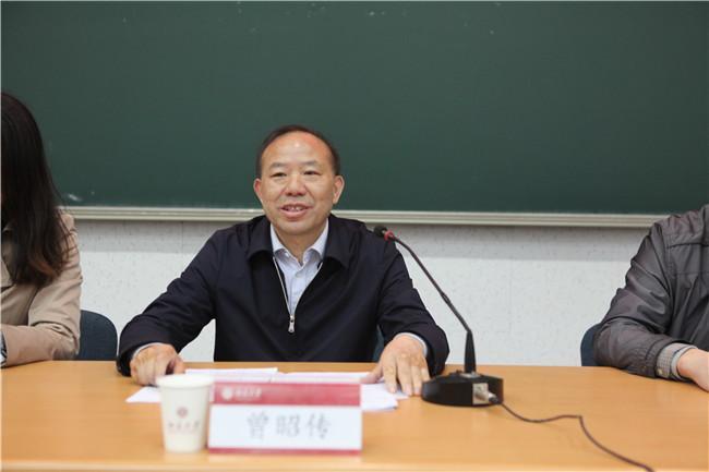 3郑州市教育局党组成员、副局长曾昭传讲话