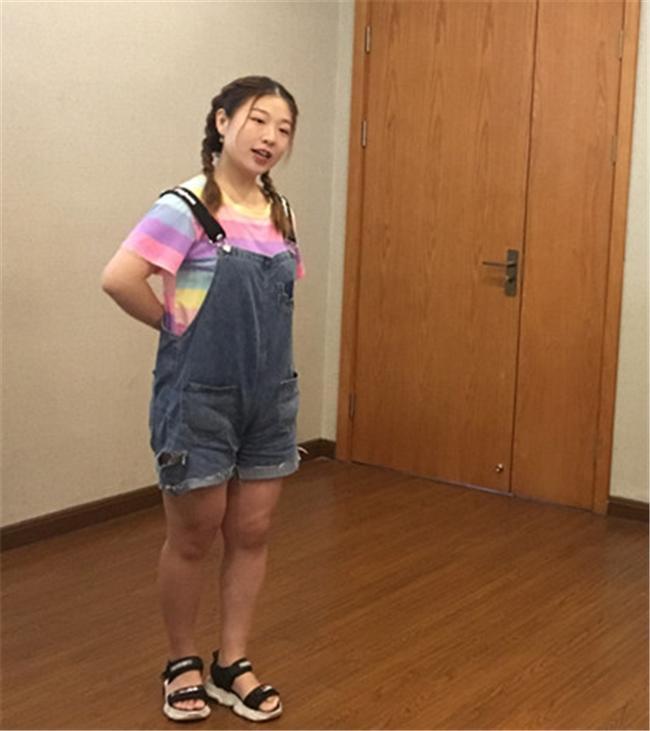 10.常佳欣老师为大家现场展示音乐领域模拟教学