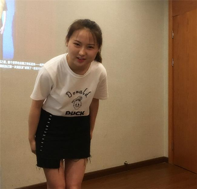 11.刘威老师为大家现场展示社会领域模拟教学