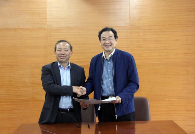 合作协议签订完成