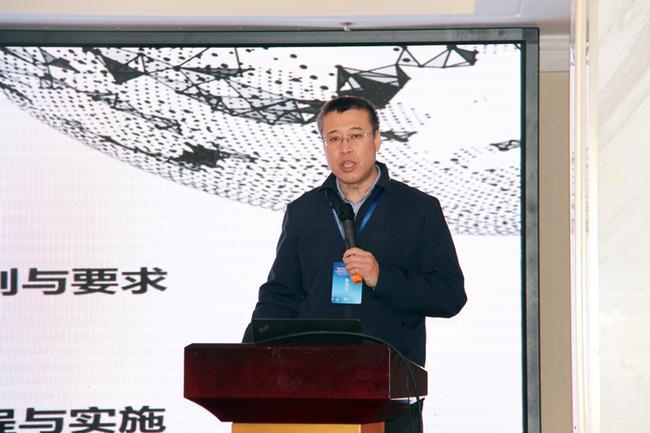 6王健副主任谈信息技术专业教学人才培养方案开发