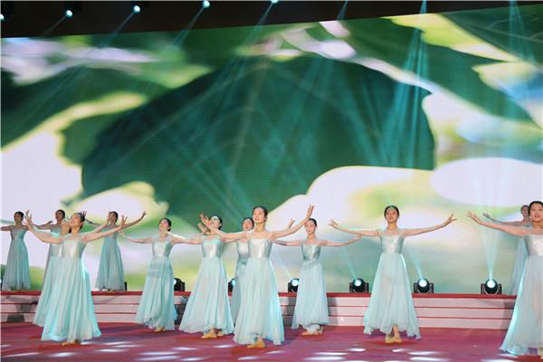 2舞蹈团参演《故乡梧桐》节目