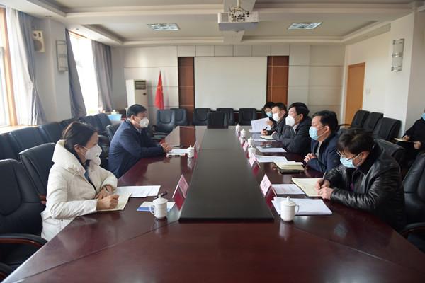 郑州市教育局局长王中立调研金水区疫情防控工作