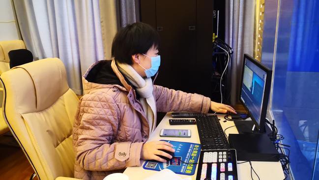 13金水教师通过网络做好学生学习辅导