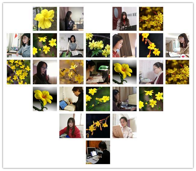 1 郑州42中青年教师用诗朗诵的方式表达心中的感动