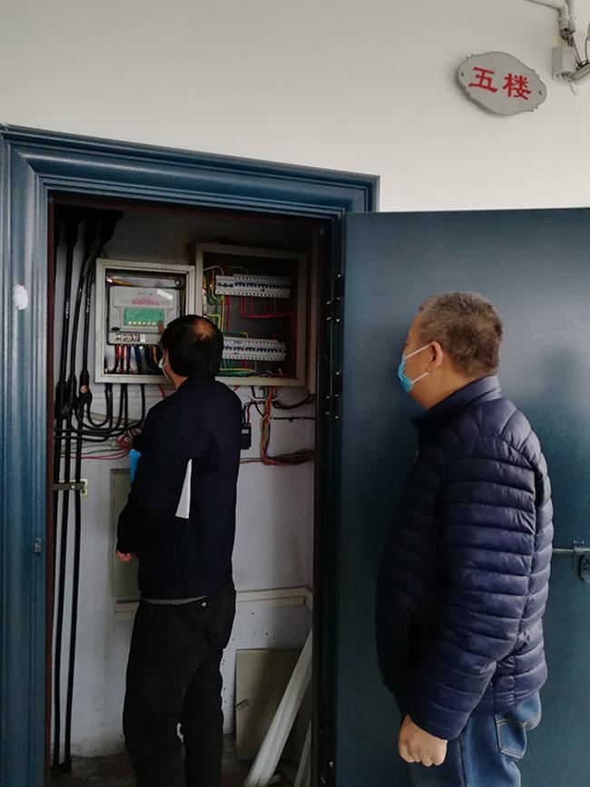 6排查教学楼配电设施1