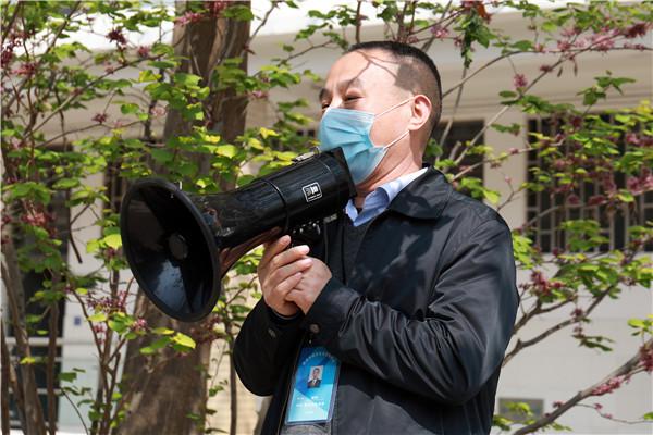 9郑州市教育局民办教育管理处副处长苗伟作点评