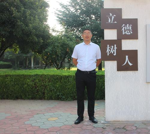 中牟县第一高级中学李长松